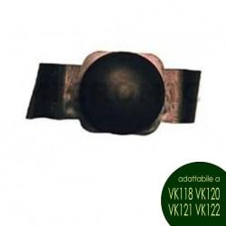 Filtro Cappa Carbone attivi 29 X 23 X 37 mm Ariston Hotpoint Whirpool