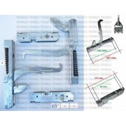 kit filtri PROTEZIONE MOTORE ARIA PER SCOPA ACENTA U8