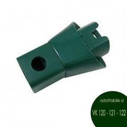 FPL002 ADATTATORE ELETTRIFICATO tubo Folletto AD13 DA VK 130 A VK120 121 122