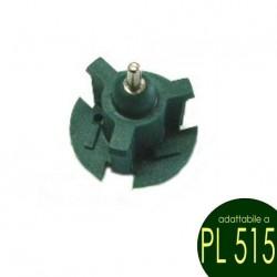 Giunto Motore Pulilux PL 515 FOLLETTO