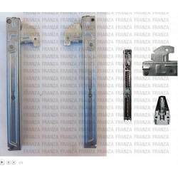 KIT FERMA MACCHINA 4pz. Fermi climatizzatori alla staffa esterna