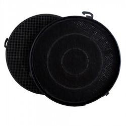 KIT 2PZ FILTRO CAPPA FALMEC carbone attivi 103050091 diametro 170mm spessore 31