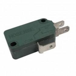 SWITCH Micro pulsante ferri da stiro 3 contatti 4,8 mm