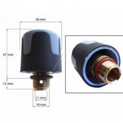 Candela Resistenza vetro per stufe alogene elettrica 400 watt 20cm