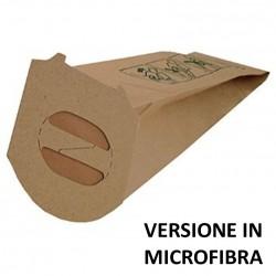 5PZ SACCHETTI MICROFIBRA SCOPA ROWENTA ZR680 SLIM LINE CLIO GISOWATT