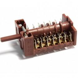 Fornello a gas 3 fuochi Spartifiamma griglia in acciaio cm 71x32x14,5 PARKER