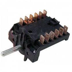 Fornello elettrico 1 piastra elettrica, potenza 450 Watt, Ø piastra 80 mm. cm 17x11,5x6