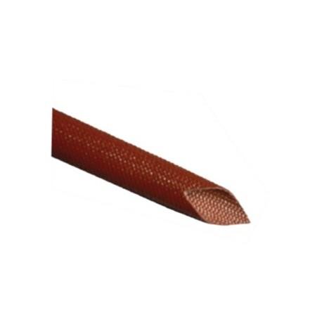 CONF.10mt 6mm GUAINA VETROTEX-SILICONE