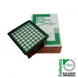Micro filtro igienico Hepa FOLLETTO VK 130 131 originale