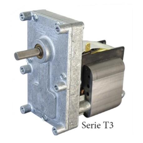 Motoriduttore stufa pellet T3 1,5 rpm Pacco 25 Albero 9,5 mm FB1171 ARCE