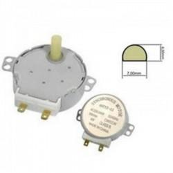 Motorino motore piatto rotante forno microonde rotante alberino 14mm 4 watt
