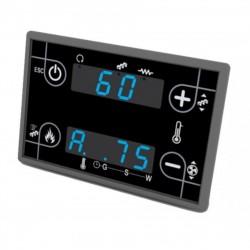 Tastiera STUFA A PELLET Display CP110 perscheda elettronica EasyTechAria
