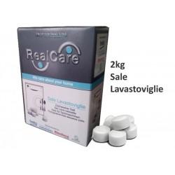 2kg Sale Disincrostante Lavastoviglie A Pasticche Ariston Originale C00092099