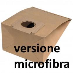 5pz SACCHETTI MICROFIBRA ASPIRAPOLVERE MOULINEX COMPACT Boogy ECONOMY