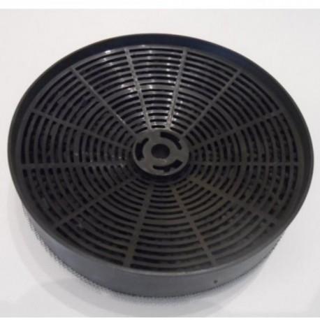 Filtro Cappa carboni attivi Turbo Air 17,4 mm X 40 mm Turbo air Tecnowind