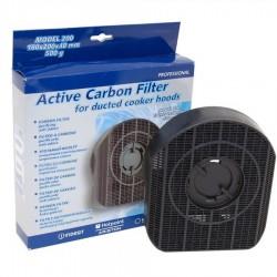 Filtro CARBONI ATTIVI Cappa Elica 200 200 X180 X 48 mm Hotpoint Ariston