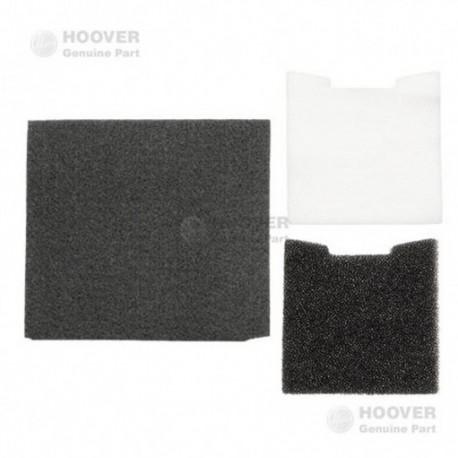 kit filtri PROTEZIONE MOTORE ASPIRAPOLVERE TELIOS Hoover