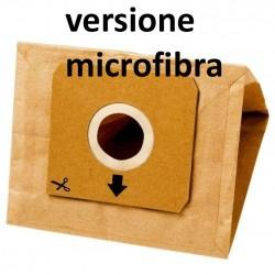 5PZ SACCHETTI MICROFIBRA DE LONGHI CLEOS ORBIT XTH180 170 XTD3080E