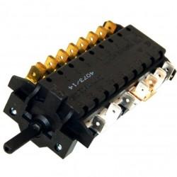 COMMUTAORE FORNO ELETTRICO SMEG 5+9 CONTATTI / 6+0 SCATTI EX 811730066 45570703