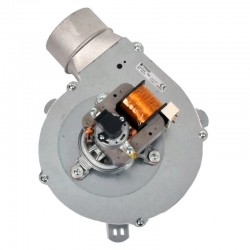 Estrattore aspiratore fumi stufe a pellet EMMEVI FERGAS VFC 1-120/S cod. 260652X